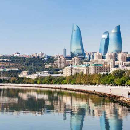 азербайджан, баку, пламенные башни, флайм товерс, туры в баку