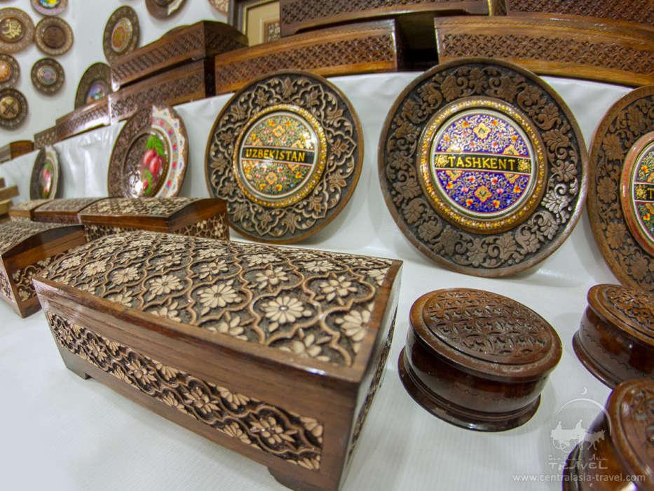 Сувениры из Узбекистана