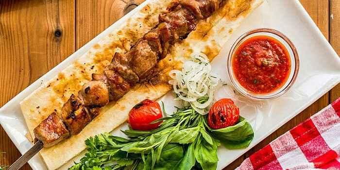 Хоровац – гордость армянской кухни.