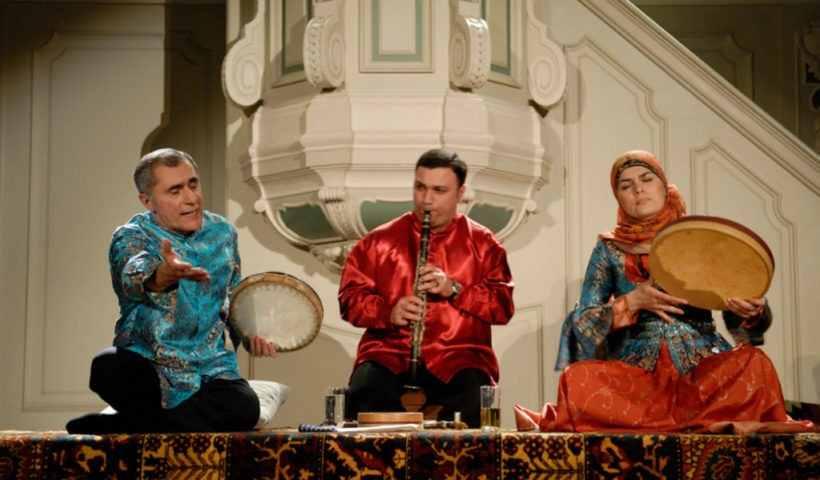 Мугам – жанр азербайджанской традиционной музыки
