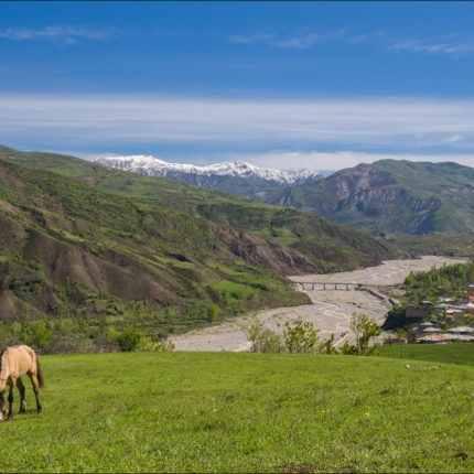 азербайджан, горы, пейзажи, дорога в шеки, туры в азербайджан, природа азербайджана
