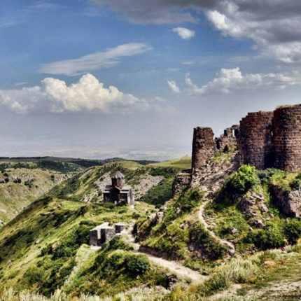 Крепость Амберд