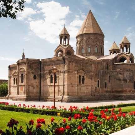 армения, вагаршапат, эчмиадзин, кафедральный собор, звартноц, копье, достопримечательности армении, туры в армению
