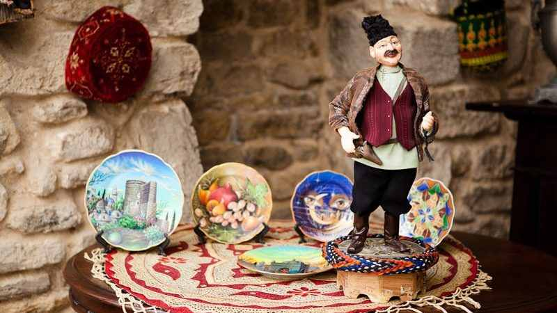 Сувениры из Азербайджана
