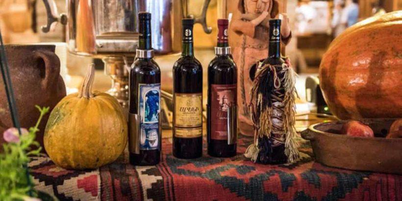 Армянское вино