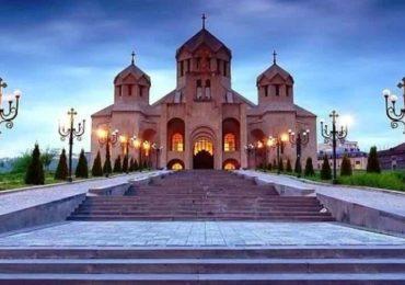 армения, ереван, собор григория просветителя, церкви еревана, туры в армения
