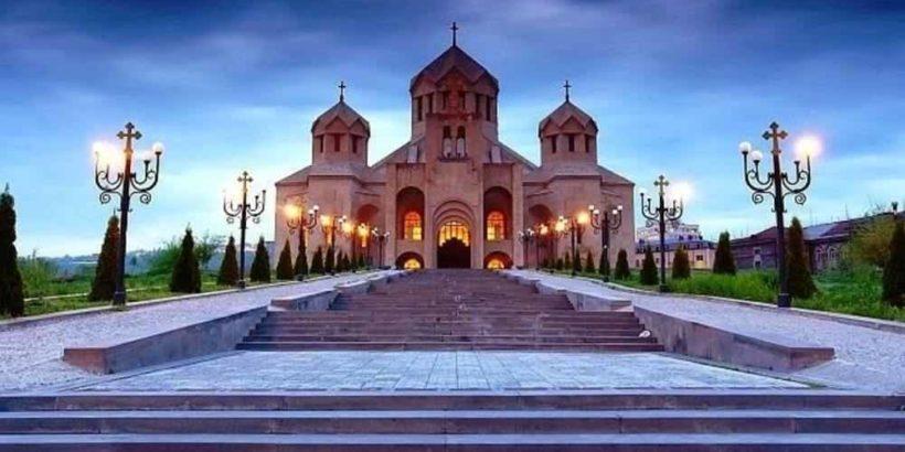 Собор Григория Просветителя в Ереване, Армения