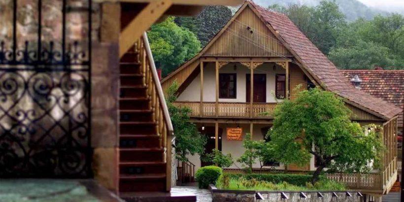 Дилижан – город-курорт в Армении