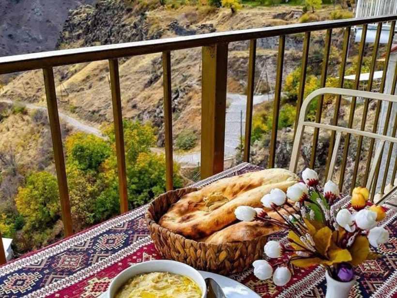 Армянский обед
