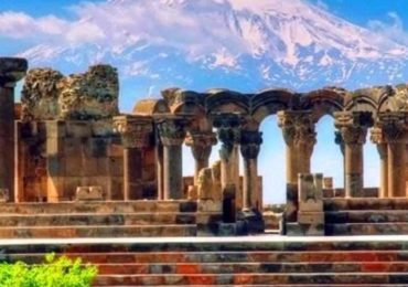армения, ереван, звартноц, вагаршапат, эчмиадзин, храм бдящих ангелов, туры в армению