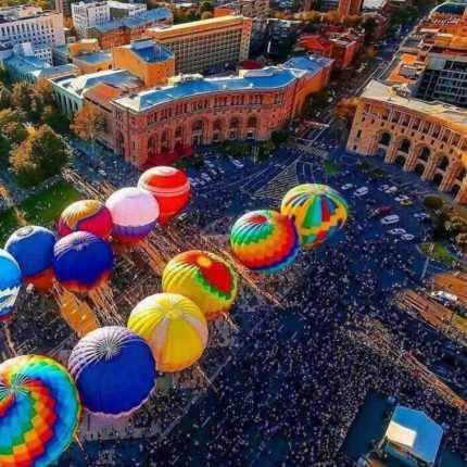 армения, ереван, центр города, северный проспект, туры в армению, площадь республики, вечерний ереван, куда пойти в ереване