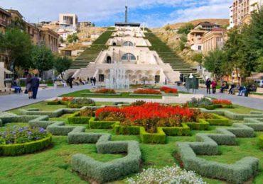 армения, ереван, столица, обзорная экскурсия по еревану, туры в армению, отели еревана, каскад, музей гафесчяна