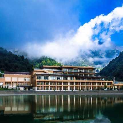 азербайджан, отдых в азербайджане, габала, курорт, горы, кавказская албания, туры в азербайджан