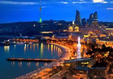азербайджан, баку, столица, старый город, ичери шехер, обзорная экскурсия по баку, город нефти, страна огней, туры в азербайджан