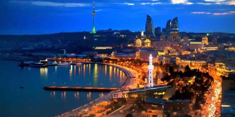 Баку – столица Азербайджана