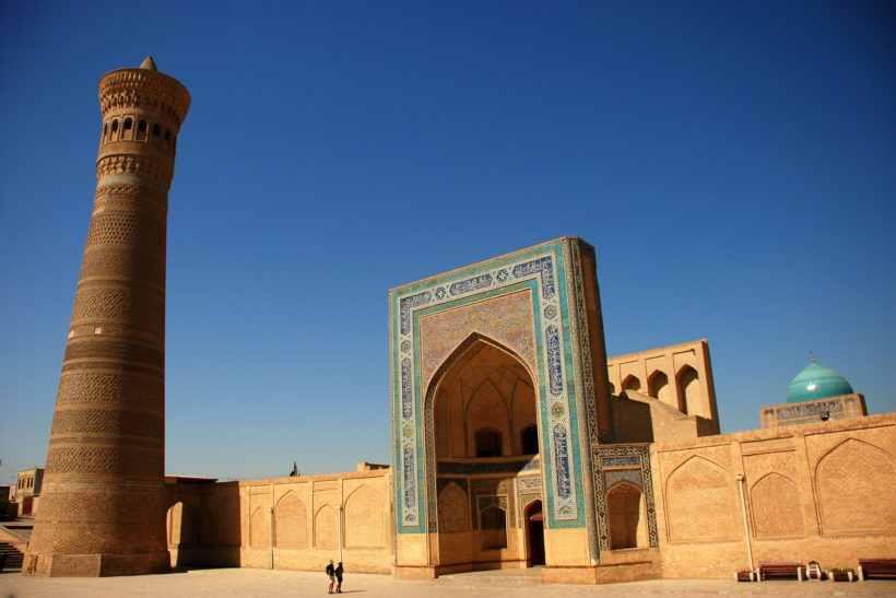 Бухара, Узбекистан, Мечеть