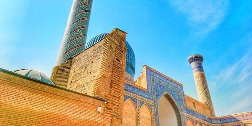 Гур-Эмир, Гробница эмира, Усыпальница Тимуридов