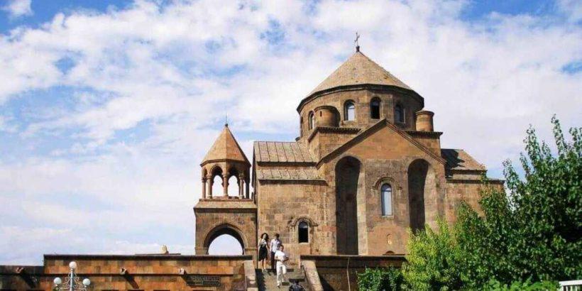 Церковь Святой Рипсимэ в Эчмиадзине, Армения