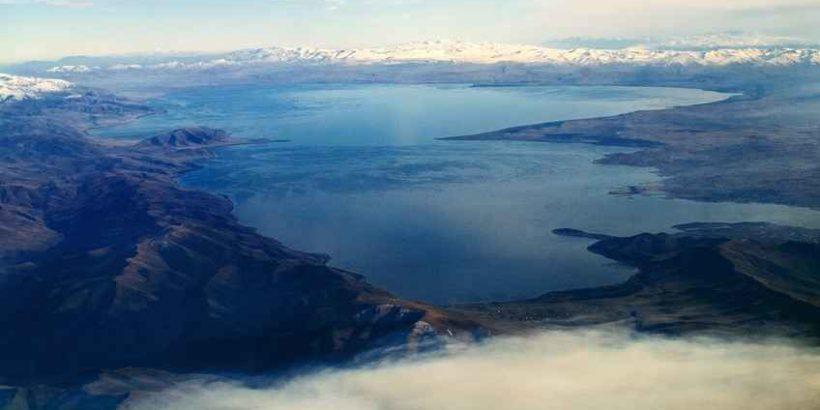 Севан – высокогорное озеро Армении