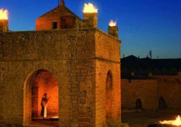 азербайджан, баку, апшеронский полуостров, атешгях, янардаг, храм огня, туры в азербайджан