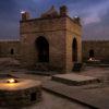 Атешгях  — храм огня в Азербайджане.