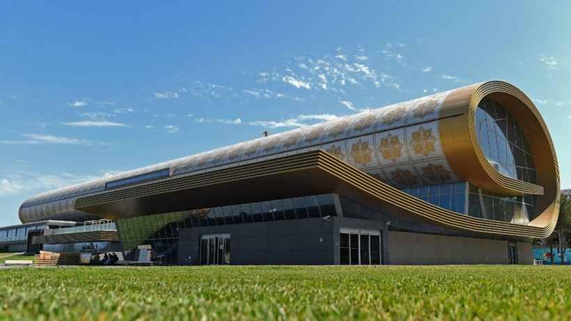 Музей ковра в Баку, Азербайджан