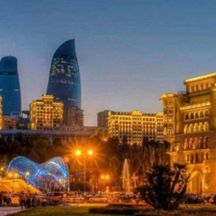 Баку - столица Азербайджана