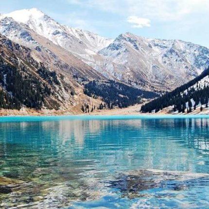 Озеро БАО в Казахстане