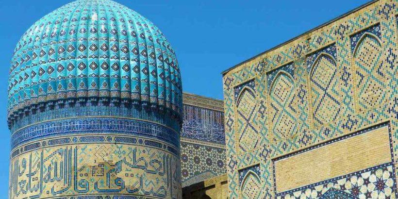 Биби Ханым, Мечеть, Самарканд
