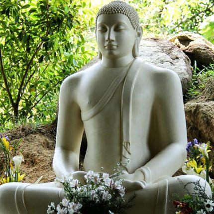 Статуя Будды на Шри-Ланке