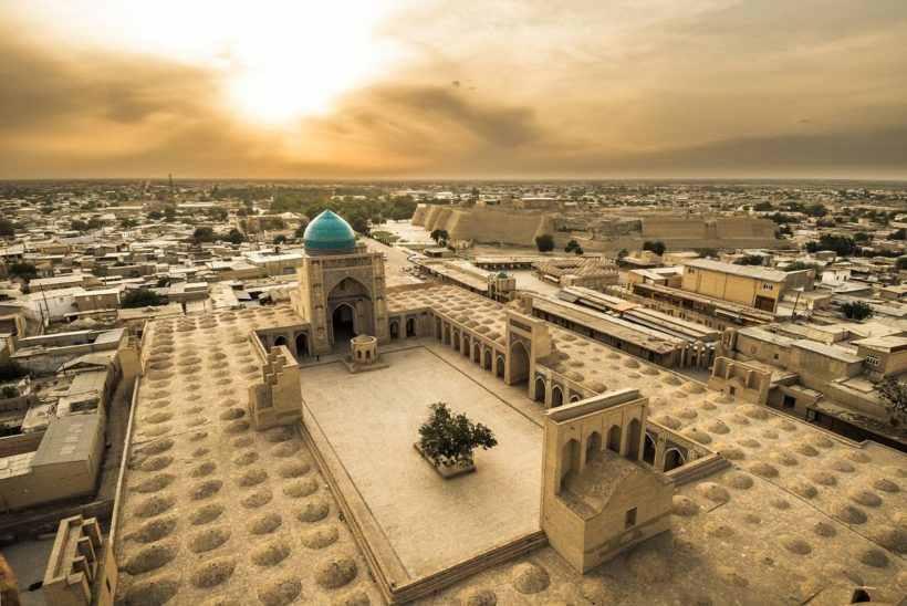 Бухара – древний город Узбекистана