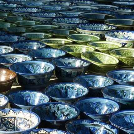 Керамика, Глина, Орнамент, узбекистан, ташкент, самарканд, Бухара шелковый путь, туры в узбекистан