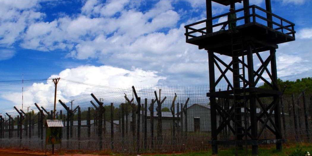 Кокосовая тюрьма, Фукуок, Вьетнам