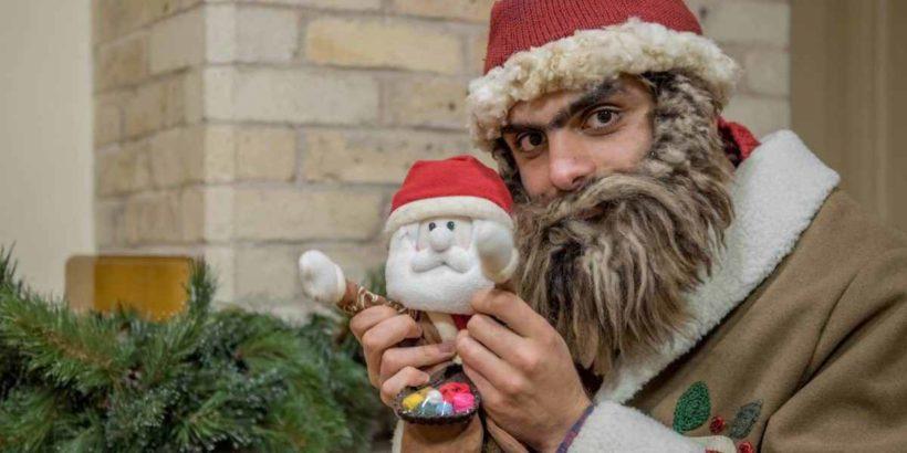 Армянский Дед мороз