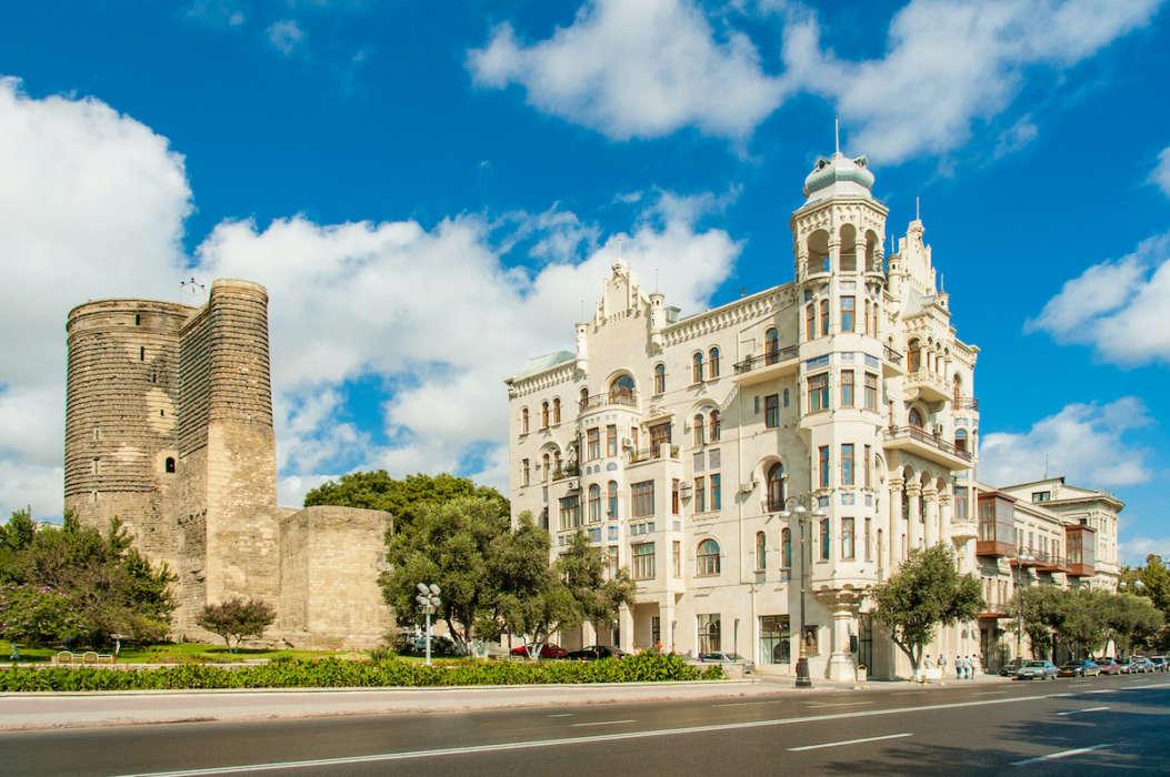 Величественный дом Гаджинского