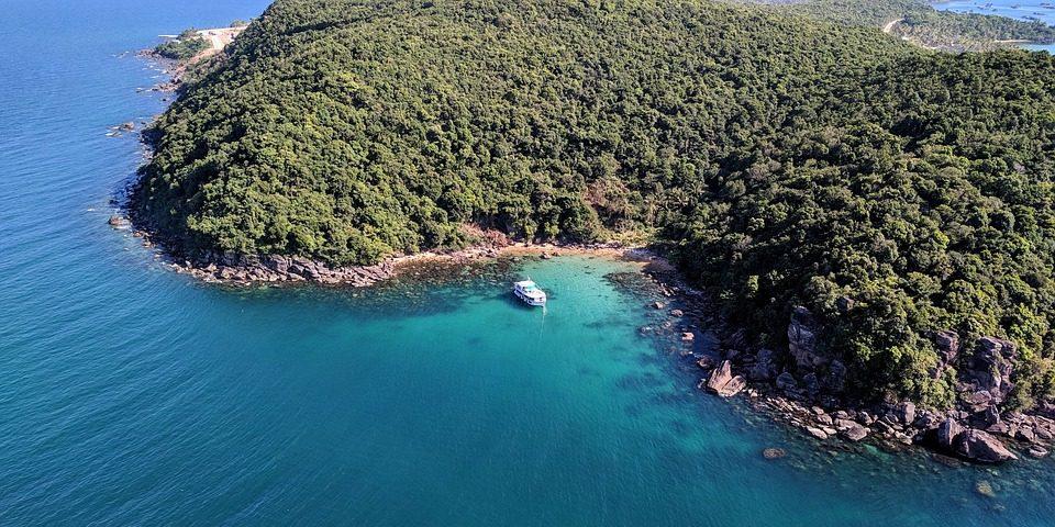 Природа острова Фукуок, Вьетнам