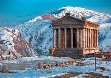 армения, ереван, армения зимой, новый год в армении, рождество в армении, туры в армению, храм гарни