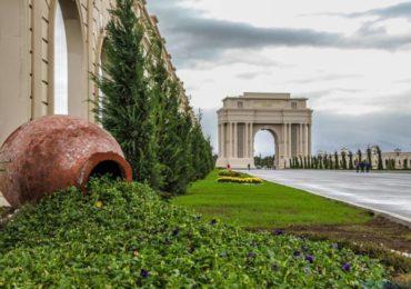 Гянджа – второй по площади населенный пункт Азербайджана