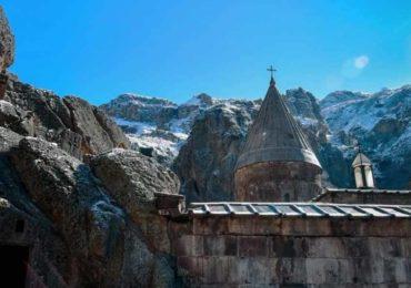армения, ереван, армения зимой, новый год в армении, рождество в армении, туры в армению, монастырь гегард