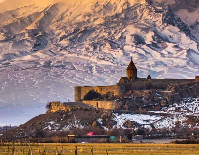 Монастырь Хор-Вирап, Армения