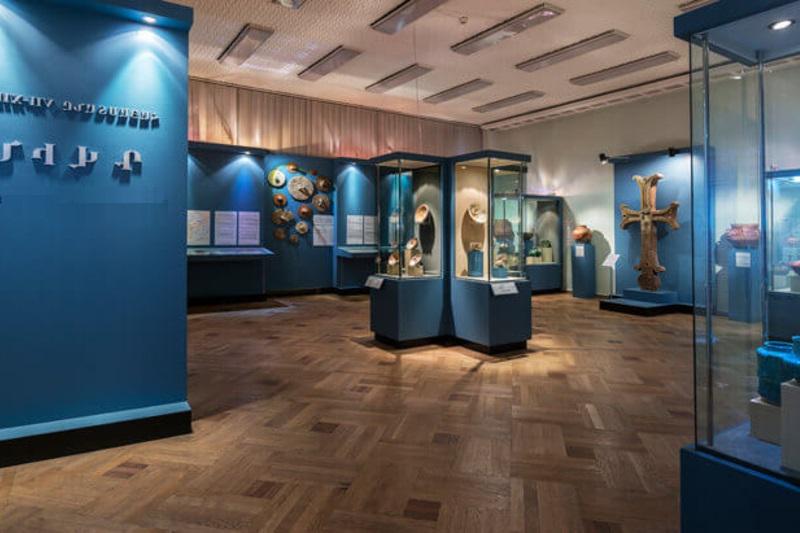 коллекции национального исторического музея Армении
