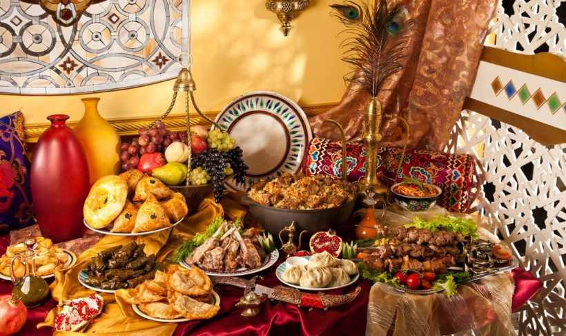 Национальная кухня Узбекистана