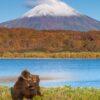 Курильское озеро, Камчатка