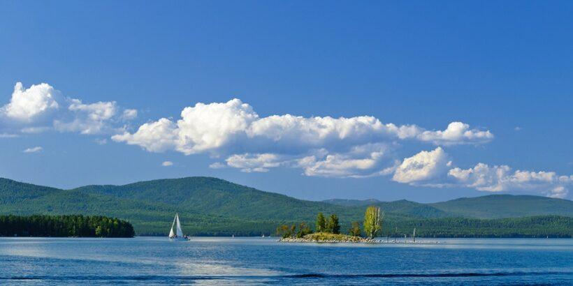 Turgoyak Lake, Southern Urals