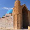 Мавзолей Ходжи Ахмета Ясави в Казахстане