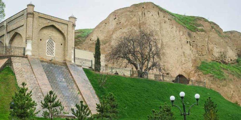 Мавзолей пророка Даниила в Самарканде, Узбекистан