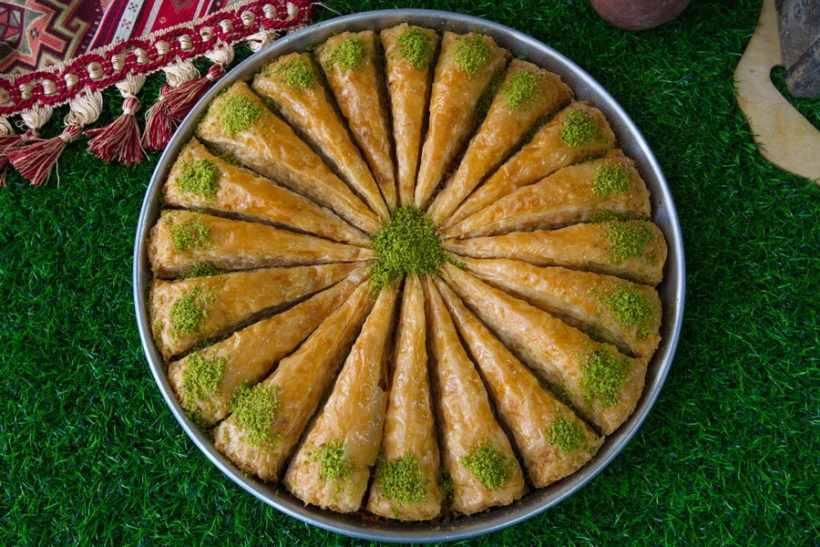 Восточная сладость пахлава