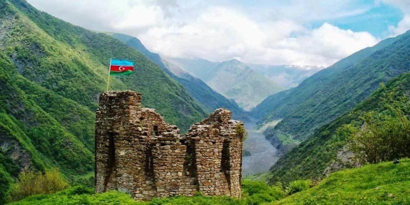 Природные пейзажи Азербайджана