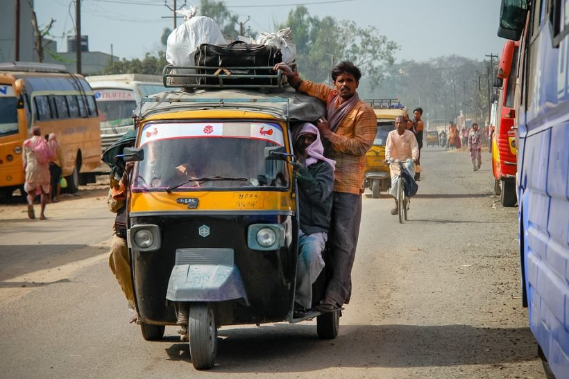 rickshaw_india