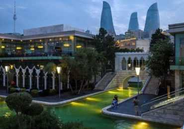 азербайджан, баку, экскурсии, малая венеция, бульвар, бакинский парк, достопримечательности, туры в азербайджан